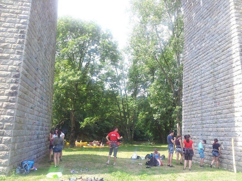 escalade en Creuse, sport en Creuse