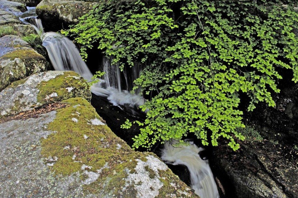 Cascades d'Augerolles - Randonnée Creuse - Randonnée Limousin