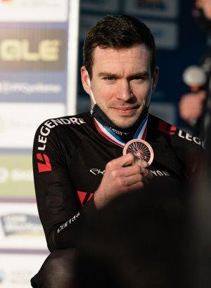Les Creusois aux championnats de France de Cyclo-coss