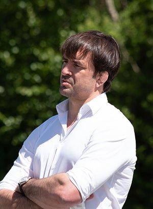 Julien Pierre, ancien international de rugby, à Guéret pour le CPJ